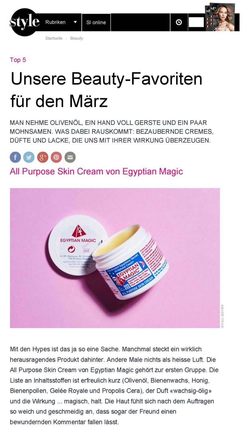 beautysecrets.agency - Style Magazin