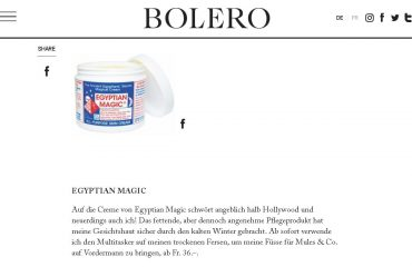 beautysecrets.agency - bolero